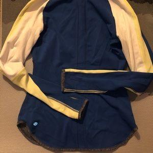 Lululemon Reversible Fleece Long Sleeve Shirt 4/6